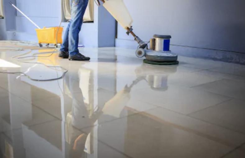 pulir suelo marmol