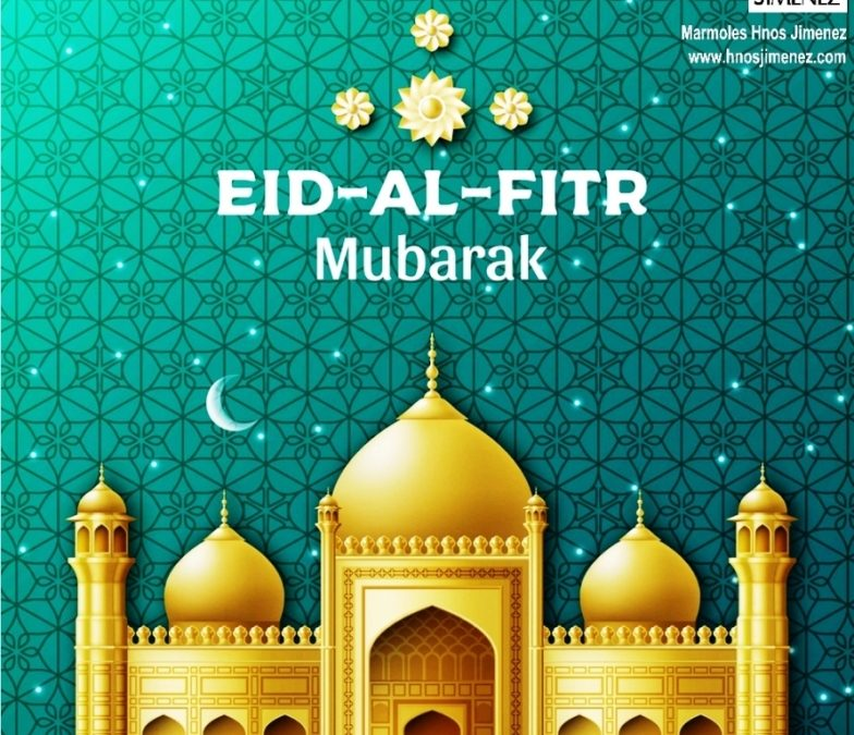 Feliz Eid-Al-Fitr Mubarak 2020